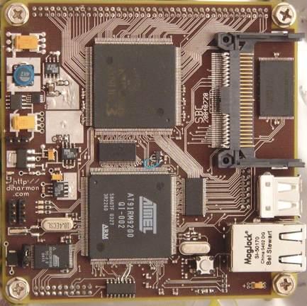 Darrell Harmon\'s Single Board Computer Project